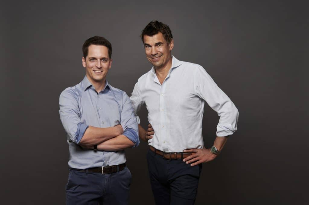 Privatdozent Dr. Stefan Röhling und Prof. Dr. Michael Gahlert