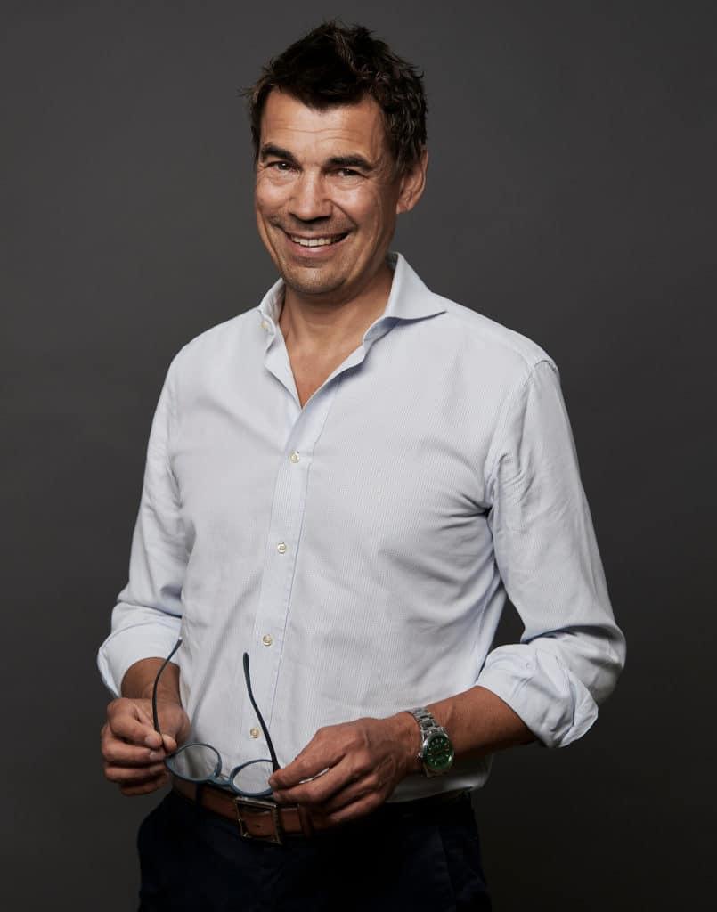 Portrait von Prof. Gahlert