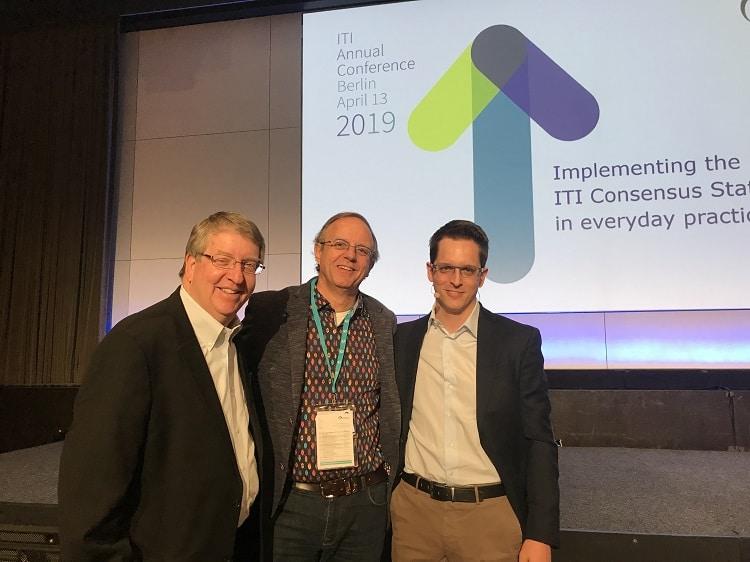 Vortrag bei der ITI Annual Konferenz 2019 in Berlin