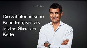 Editorial in der ZWL